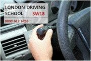Beginner Driving Lessons SW3